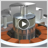 3D Animation of HD Motor