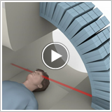 3D Animation of PET Scanner